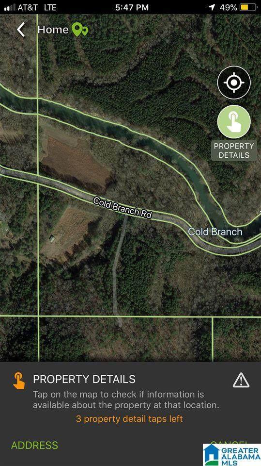 Cold Branch Road 14.7 Acres, Blountsville, AL 35031 (MLS #1292389) :: Sargent McDonald Team