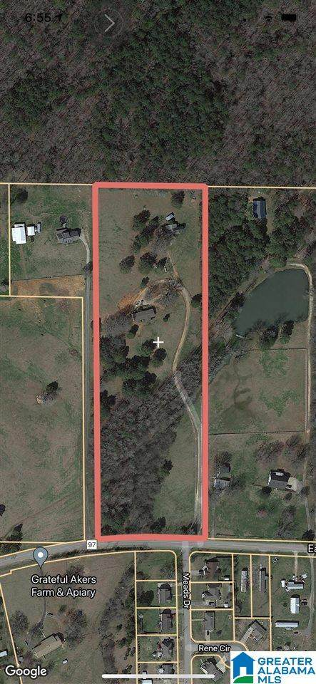 22060 Eastern Valley Road, Mccalla, AL 35111 (MLS #1292433) :: Lux Home Group