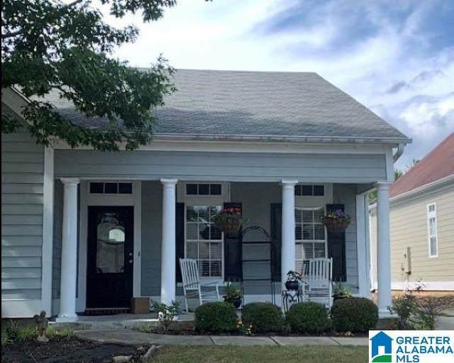 5418 Camellia Lane, Trussville, AL 35173 (MLS #1293112) :: Amanda Howard Sotheby's International Realty