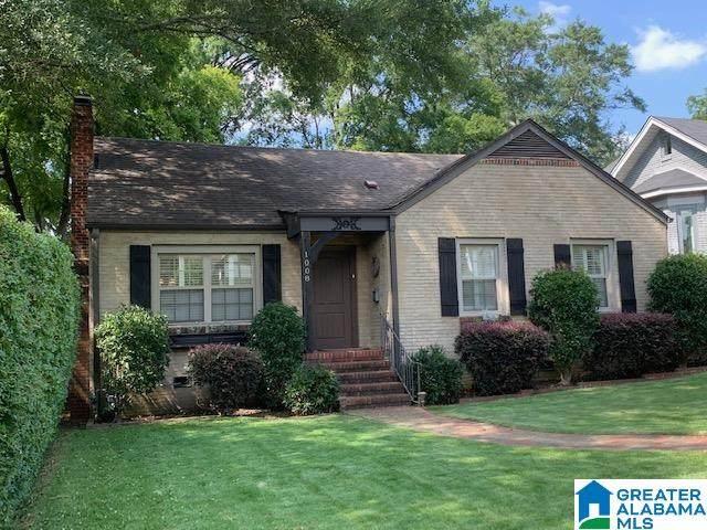 1008 Palmetto Street, Homewood, AL 35209 (MLS #1293602) :: Bentley Drozdowicz Group