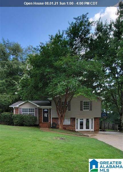 110 Dale Drive, Alabaster, AL 35007 (MLS #1293657) :: Lux Home Group