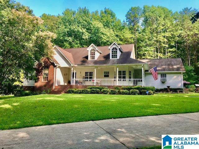 181 Pine Glenn Drive, Piedmont, AL 36272 (MLS #1294106) :: EXIT Magic City Realty