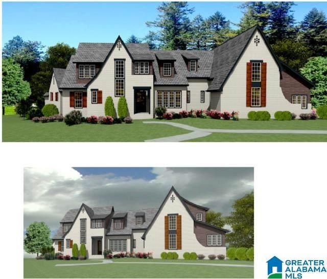 1856 Rosemont Place, Vestavia Hills, AL 35243 (MLS #1296614) :: Sargent McDonald Team