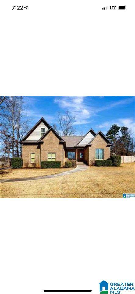110 Highland View Drive, Riverside, AL 35135 (MLS #1296686) :: Lux Home Group