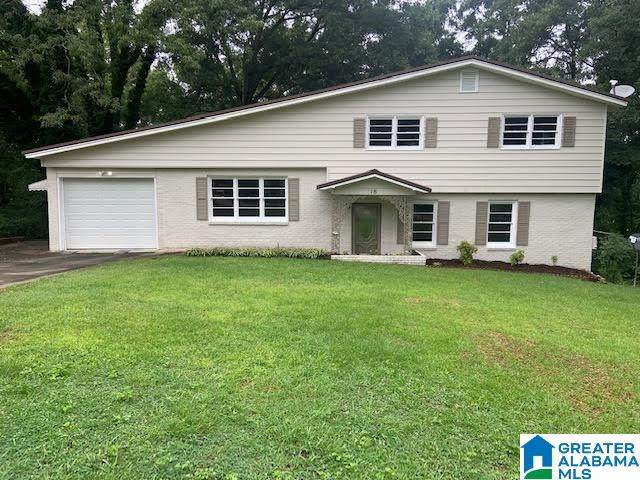 18 Mont Camille, Anniston, AL 36207 (MLS #1297245) :: LocAL Realty