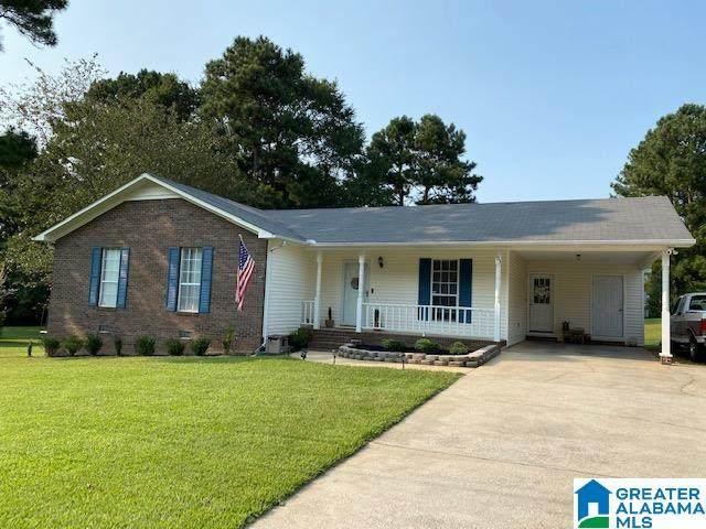103 Dorothy Drive, Jacksonville, AL 36265 (MLS #1298215) :: Josh Vernon Group