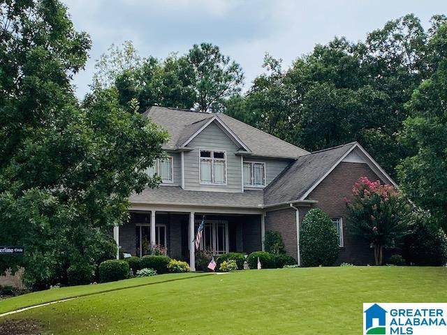 537 Timberline Trail, Calera, AL 35040 (MLS #1298223) :: Lux Home Group