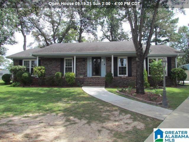 305 Donna Drive, Gardendale, AL 35071 (MLS #1298233) :: Howard Whatley