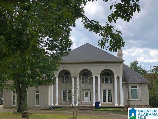 12 Hathaway Heights Road, Anniston, AL 36207 (MLS #1298991) :: The Natasha OKonski Team