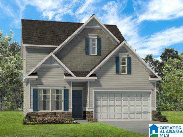 529 Fairway Drive SW, Jacksonville, AL 36265 (MLS #1301209) :: EXIT Magic City Realty