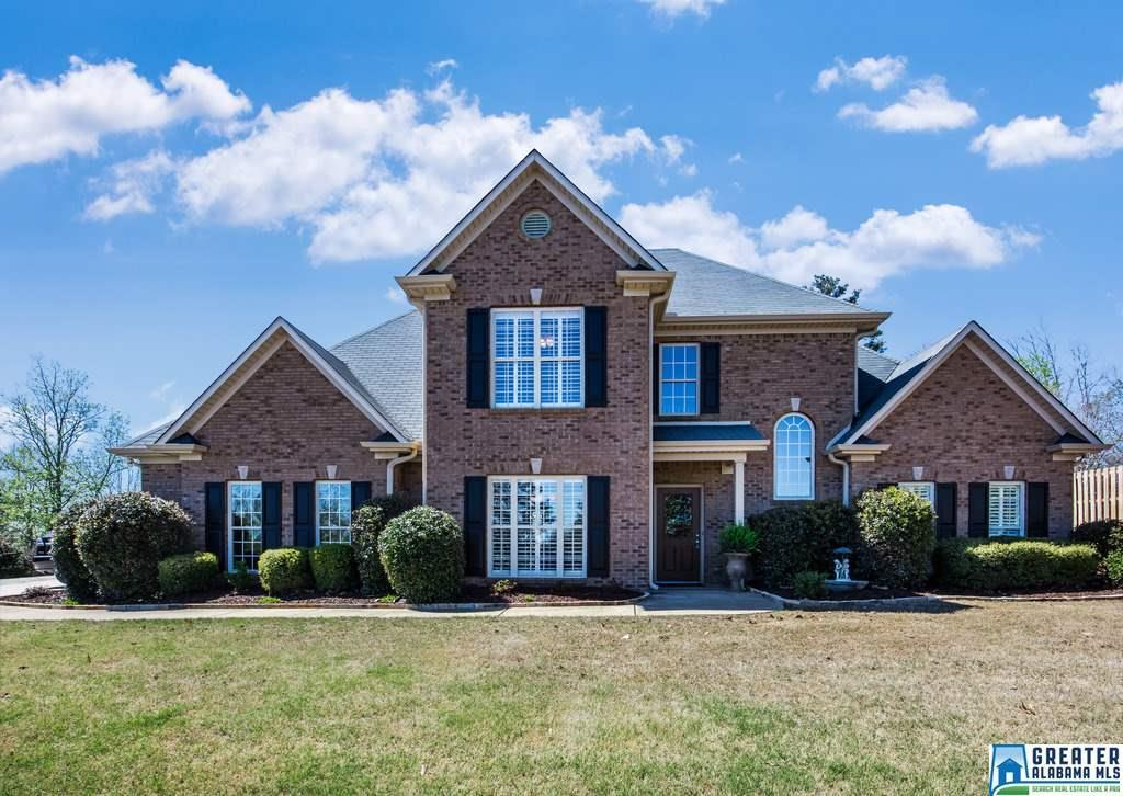 8544 Carrington Lake Crest, Trussville, AL 35173 (MLS #780242) :: The Mega Agent Real Estate Team at RE/MAX Advantage