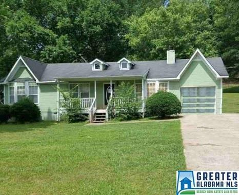 160 Crawford Dr, Springville, AL 35146 (MLS #786580) :: Josh Vernon Group