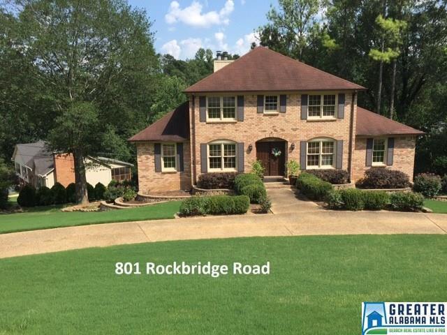 801 Rockbridge Rd, Vestavia Hills, AL 35216 (MLS #791128) :: Brik Realty