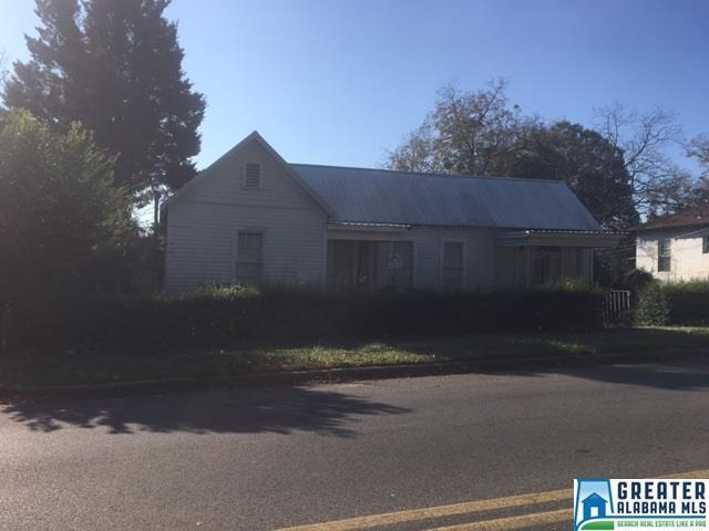 307 North St, Talladega, AL 35160 (MLS #794033) :: LIST Birmingham