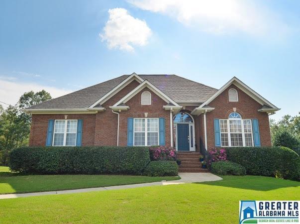 1516 Smithfield Park Cir, Pleasant Grove, AL 35127 (MLS #796344) :: A-List Real Estate Group