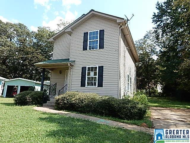 211 Jefferson Ave, Bessemer, AL 35020 (MLS #798366) :: E21 Realty