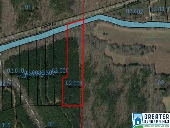 Lot 11 Co Rd 290 Lot 11 Tallapoo, Muscadine, AL 36269 (MLS #798744) :: The Mega Agent Real Estate Team at RE/MAX Advantage