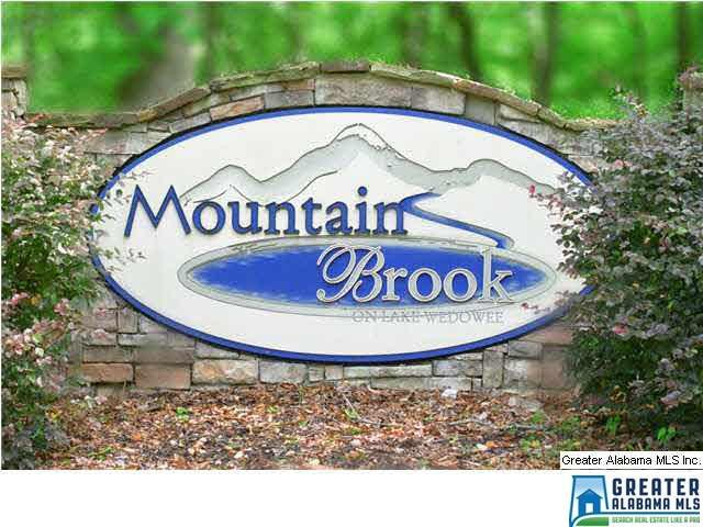 6 Mountain Brook Dr Lot 6, Wedowee, AL 36278 (MLS #798785) :: Brik Realty