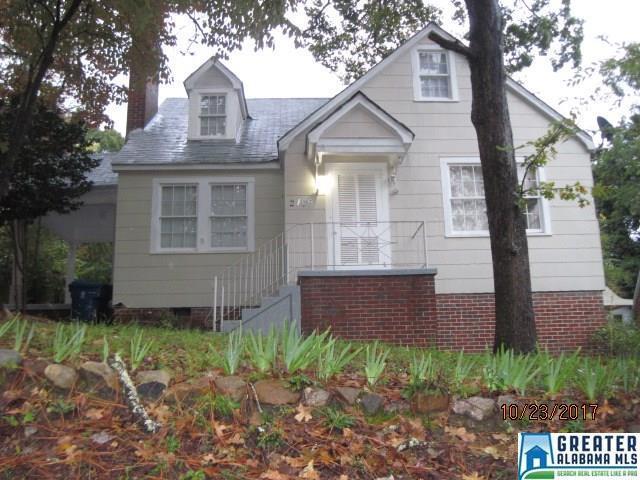 2109 Oakmont Ave, Anniston, AL 36206 (MLS #798848) :: Josh Vernon Group