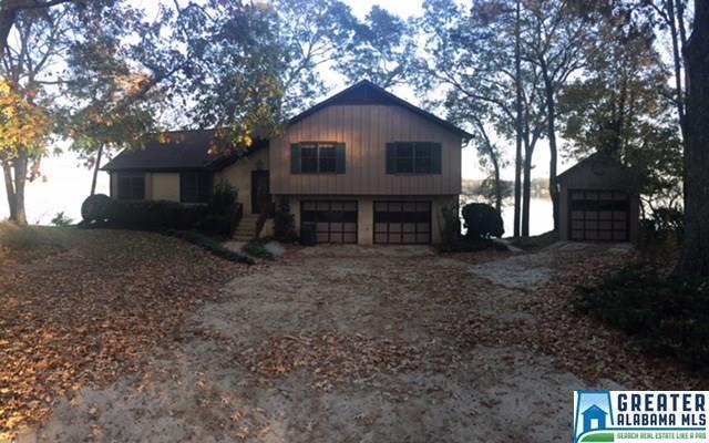 290 Cove Dr, Pell City, AL 35128 (MLS #801395) :: The Mega Agent Real Estate Team at RE/MAX Advantage