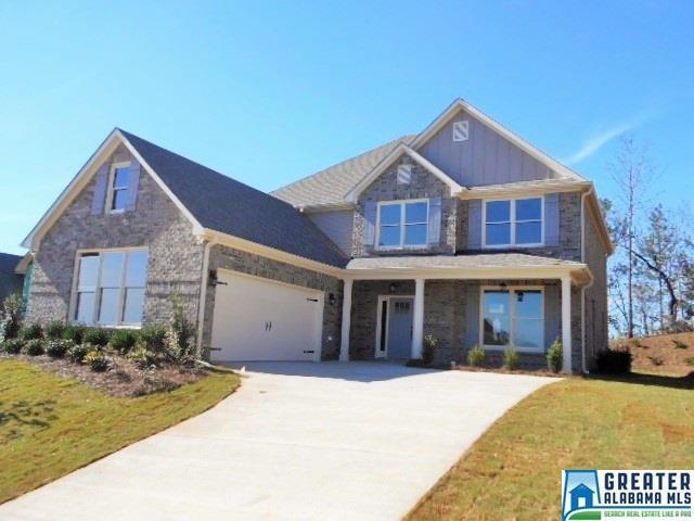 1505 Scout Trc, Hoover, AL 35244 (MLS #801768) :: A-List Real Estate Group