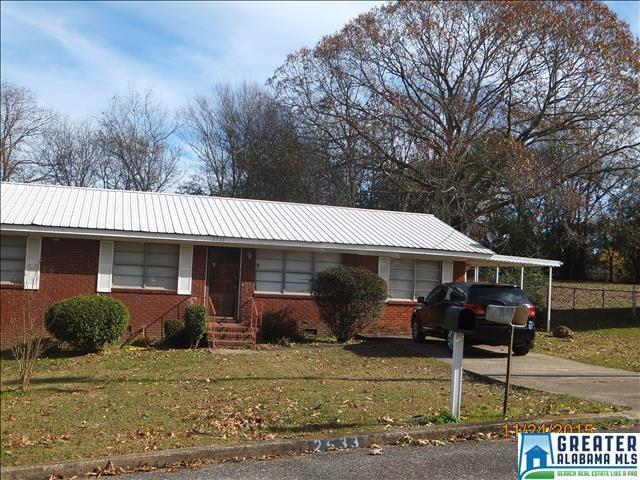 2533 Paul St, Anniston, AL 36201 (MLS #802493) :: Jason Secor Real Estate Advisors at Keller Williams