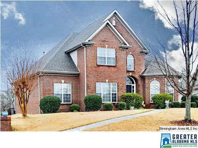 1655 Oak Park Ln, Hoover, AL 35080 (MLS #802502) :: A-List Real Estate Group