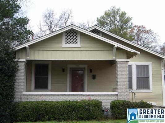 1818 43RD ST, Birmingham, AL 35208 (MLS #802557) :: Brik Realty