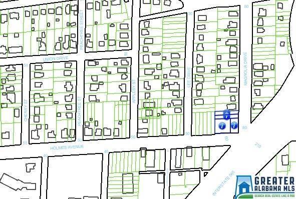 2400 Holmes Ave NW, Huntsville, AL 35816 (MLS #804247) :: LIST Birmingham
