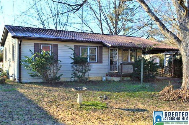 708 Bain Ave, Weaver, AL 36277 (MLS #804445) :: The Mega Agent Real Estate Team at RE/MAX Advantage