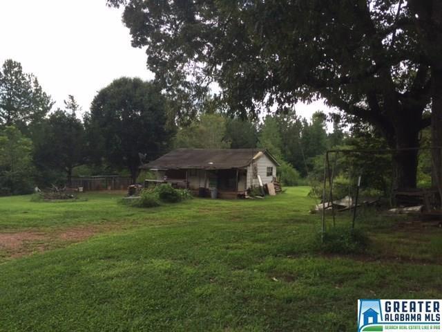3554 Valley Grove Rd 111± Acres, Alexander City, AL 35010 (MLS #807182) :: JWRE Birmingham