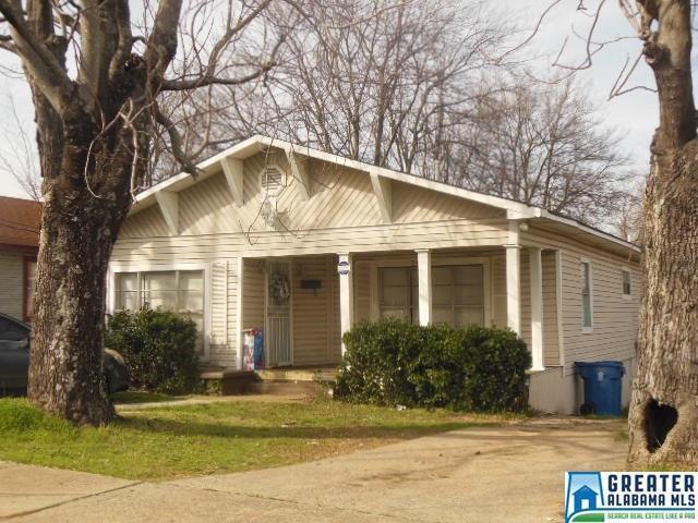 208 56TH ST, Fairfield, AL 35064 (MLS #808513) :: LIST Birmingham