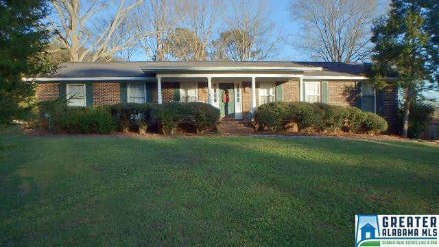 2406 Lake Terrace Rd, Sylacauga, AL 35150 (MLS #808614) :: Josh Vernon Group