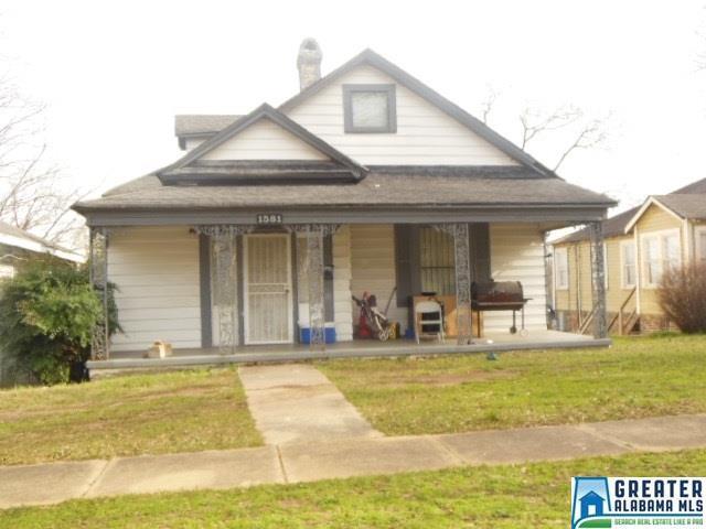1581 Martin Ave, Birmingham, AL 35208 (MLS #810835) :: LIST Birmingham