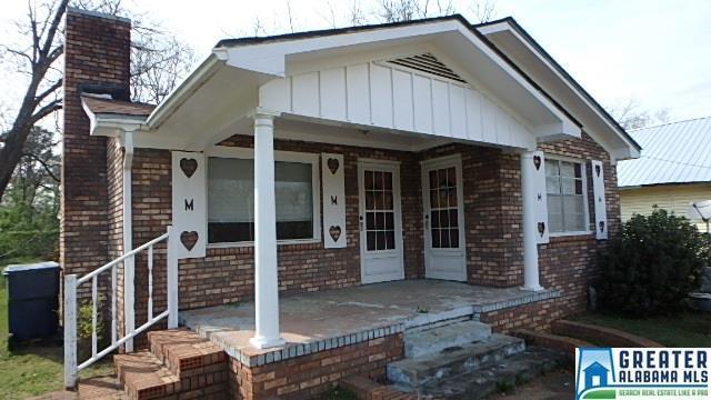 509 Nashville Ave, Sylacauga, AL 35150 (MLS #811017) :: LIST Birmingham