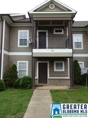 502 16TH ST #2, Tuscaloosa, AL 35401 (MLS #813977) :: The Mega Agent Real Estate Team at RE/MAX Advantage