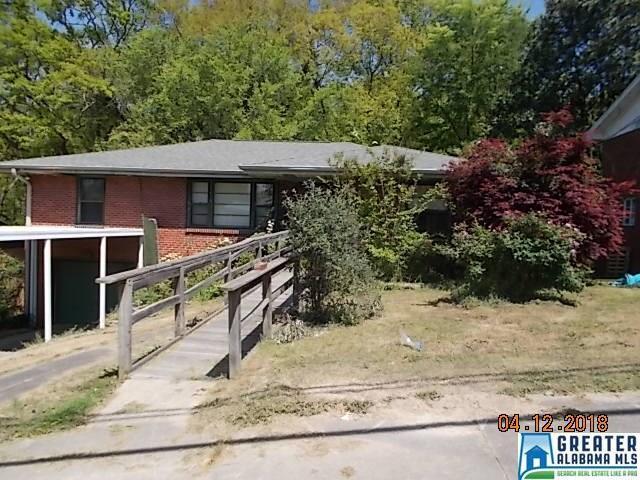 1063 Green St, Tarrant, AL 35217 (MLS #814564) :: LIST Birmingham