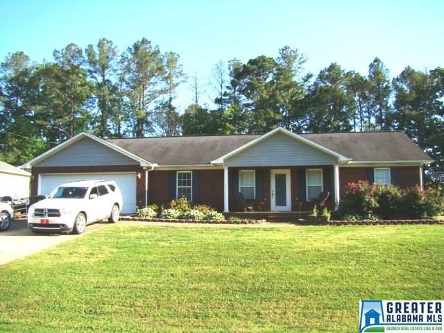 558 Bernard Couch Dr, Anniston, AL 36207 (MLS #815253) :: LIST Birmingham
