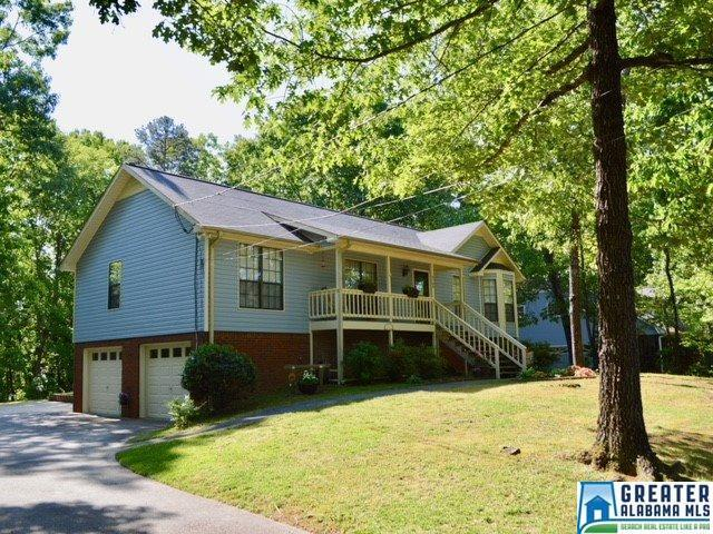 6165 Lakeside Dr, Pinson, AL 35126 (MLS #816472) :: LIST Birmingham