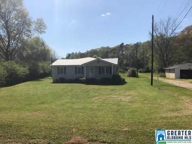 105 Bud Woods Rd, Anniston, AL 36206 (MLS #817545) :: Josh Vernon Group