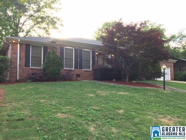 604 Twin Branch Dr, Vestavia Hills, AL 35226 (MLS #817707) :: Brik Realty