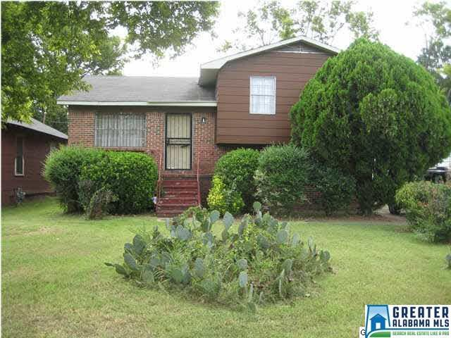 4105 Jefferson Ave SW, Birmingham, AL 35221 (MLS #819317) :: LIST Birmingham