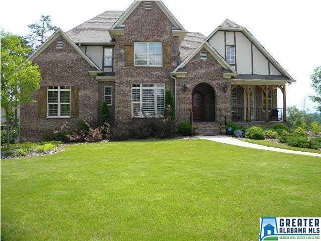2025 Enclave Dr, Trussville, AL 35173 (MLS #819985) :: The Mega Agent Real Estate Team at RE/MAX Advantage