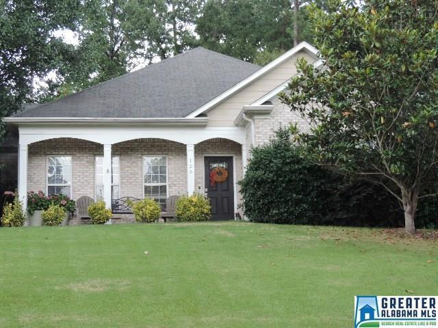 125 Kentwood Terr, Alabaster, AL 35007 (MLS #820160) :: Jason Secor Real Estate Advisors at Keller Williams