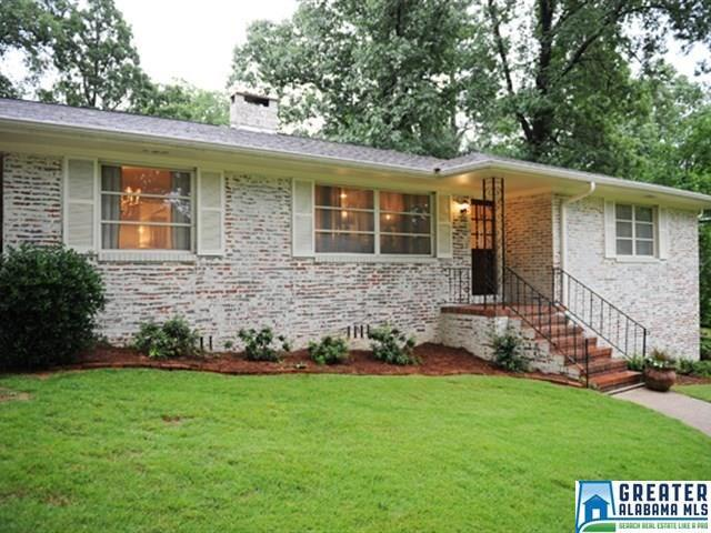 1209 Green Glen Rd, Vestavia Hills, AL 35216 (MLS #821470) :: Josh Vernon Group
