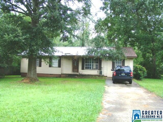 2134 Finley St SW, Jacksonville, AL 36265 (MLS #823611) :: Howard Whatley