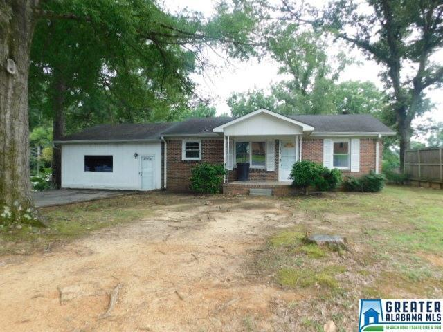 4201 Tate Ave, Adamsville, AL 35005 (MLS #823620) :: The Mega Agent Real Estate Team at RE/MAX Advantage