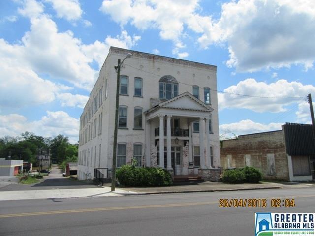 117 North St, Talladega, AL 35160 (MLS #829172) :: Jason Secor Real Estate Advisors at Keller Williams