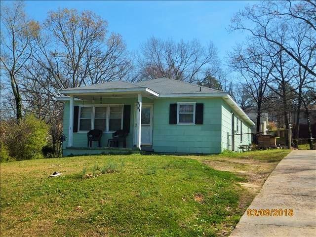 2715 Mckleroy Ave, Anniston, AL 36207 (MLS #829582) :: Gusty Gulas Group