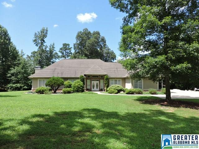 343 Wild Turkey Ln, Wedowee, AL 36278 (MLS #830879) :: Gusty Gulas Group